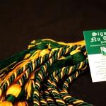 Sigma Nu Tau Lapel Pin on Honor Cord