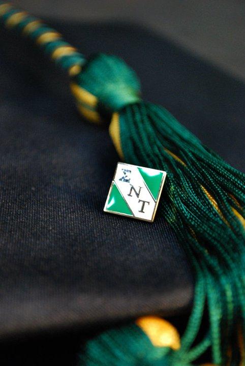 Sigma Nu Tau Lapel Pin and Honor Cord