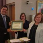 Rowan University Charter Ceremony